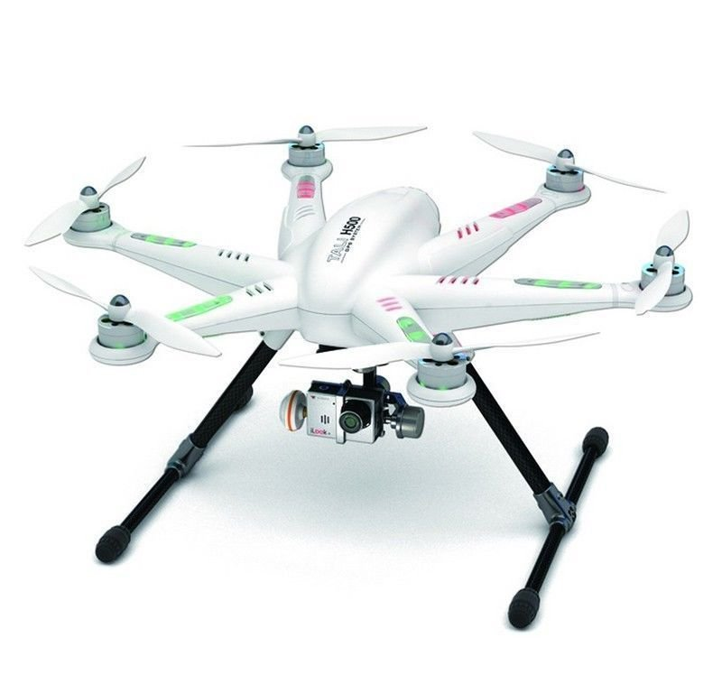 Buy Walkera Tali H500 FPV Quadcopter + G-3D Gimbal + iLook Cam + DEVO F12E FPV