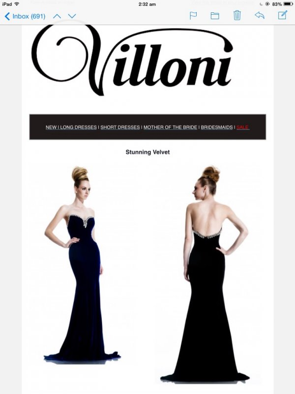 Buy Evening gowns