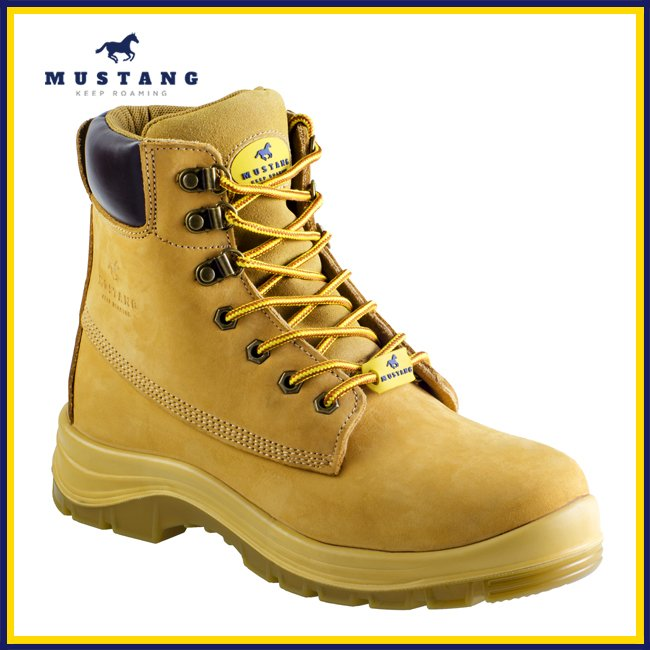 Buy Mustang Safety Boots_Phar Lap 7571