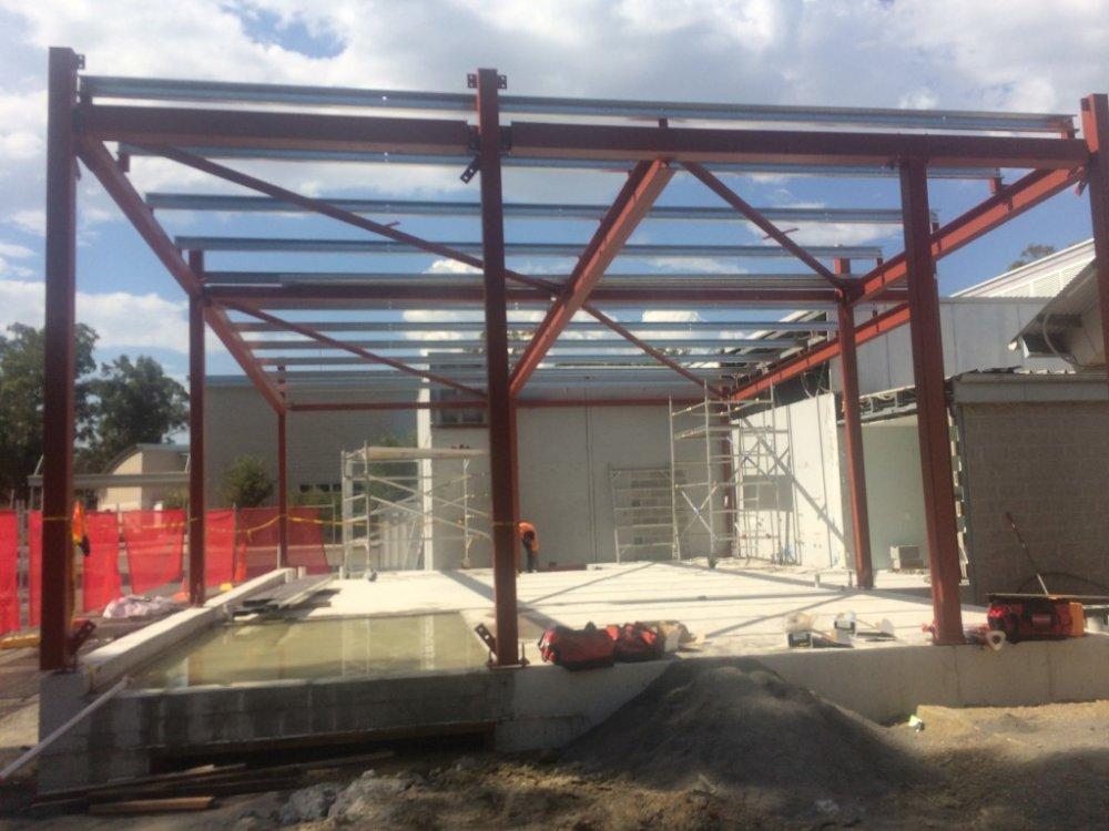 Buy Structural Steel Fabrication and Installation