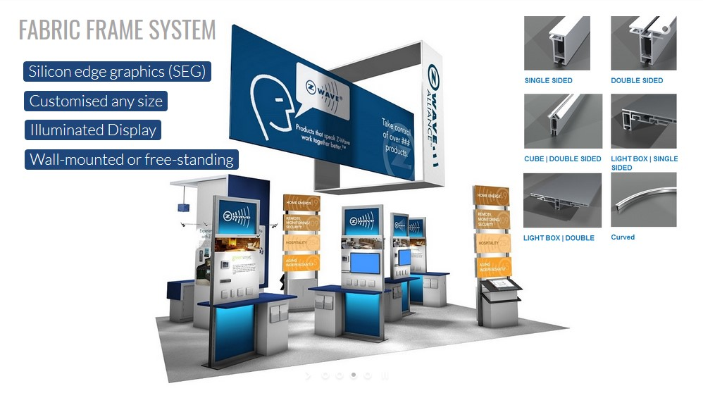 Buy Exhibition and Event Display Solutions