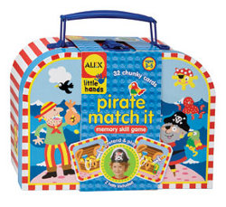 Buy Alex Match it Pirate Game for Little Hands