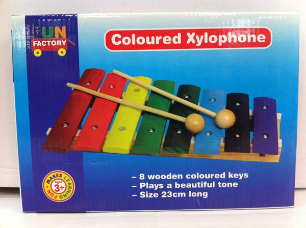 Buy Coloured Xylophone