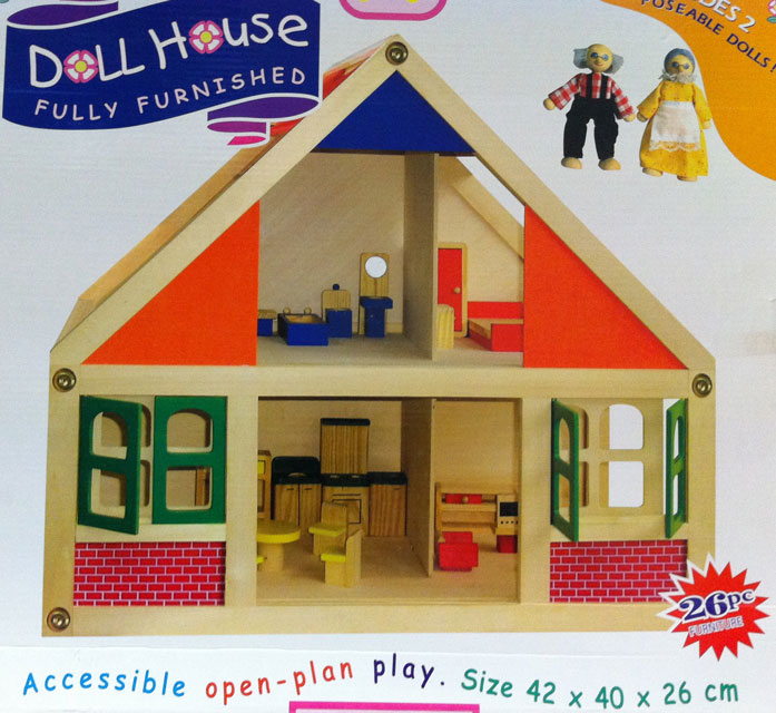 Buy Doll House Fully Furnished