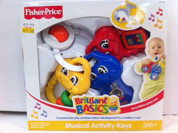 Buy Brilliant Basics - Musical Activity Key