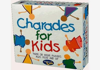 Buy Charades For Kids Board Game