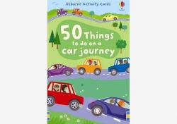Buy 50 Things To Do On A Car Journey Game