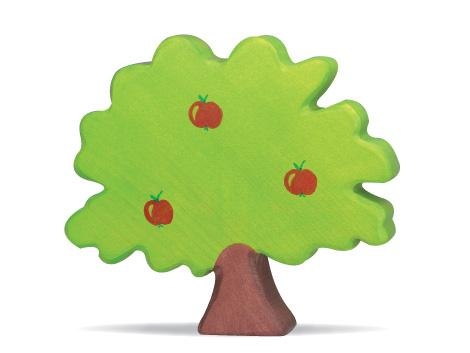 Apple tree Wooden Toy