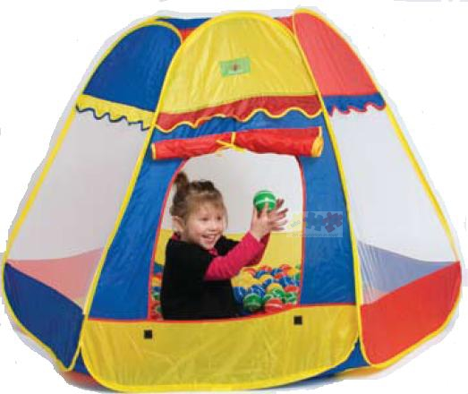 Buy Ball Tent with 100 Balls