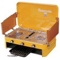 Buy 2 Burner Stove with Grill