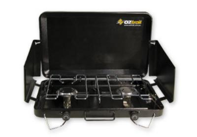 Buy Oztrail 2 Burner Stove