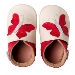 Buy Baby Shoes, Berry Butterfly