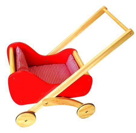 Buy Toy, WoodenDoll Buggy Pram