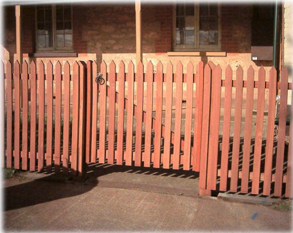 Buy Timber Fencing