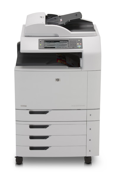 Buy Multifunction Printer, HP LaserJet CM6030F