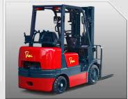 Buy Forklifts, Flexilift FGC20 - 25 Series