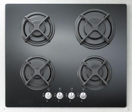 Buy 60cm Gas Glass Cooktop