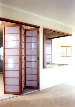 Charming Partition Doors Folding Internal Gallery - Plan 3D house ...
