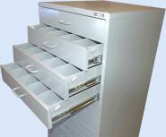 Multimedia storages (lockable)