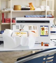 Husqvarna embroidery machines