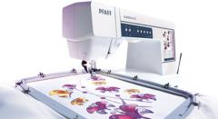 Pfaff - embroidery machines