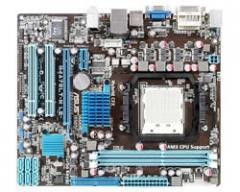 Motherboard, Asus M4A78LT-M-LE AMD