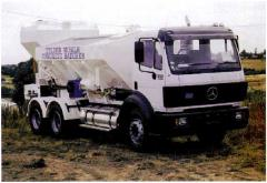 Mobile Mixing Plant, Centurion MKIII