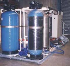 Water filtration stations