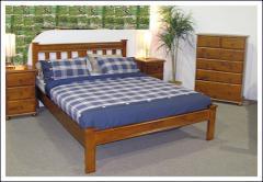Queen Brampton bed frame