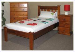 Single Brampton Bed Frame