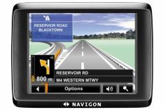 Navigon 1400 GPS