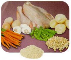 Premium Chicken Pet Food