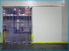 Sliding Stainless Steel Curtain Systems