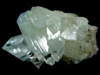 Zeolite - Clear Apophyllite cluster