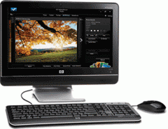All-In-One PC, HP Pavilion MS214A