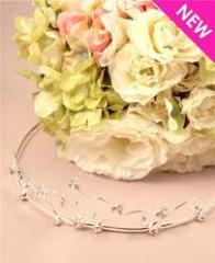 Desree Silver Haircomb