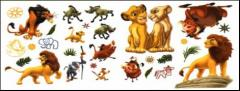 Jumbo Stick-Ups, Lion King