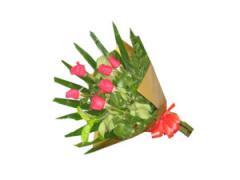 6 Rose Bouquet