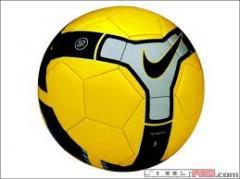 Soccer Ball Fluro Yellow