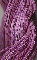 Aubergine Threads