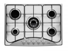 VECG7001 - Gas Cooktop with Wok Burner