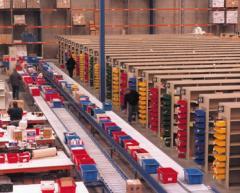 Storage and warehouse equipment