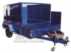 Lawn Mowing Trailers