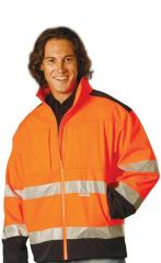 Softshell Jacket With 3M Tape