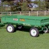 Four Wheel 3 Tonne Capacity Farm Trailer