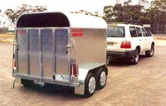 Alpaca Range Horse Floats