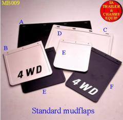 Standard Mudflaps