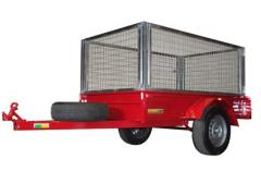 Rust Free Trailers 2000 Flat Pack Cages