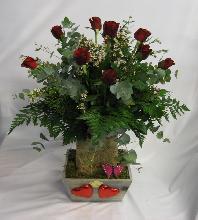 Romeo and Juliette bouquet