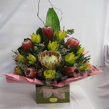 Protea Queen bouquet